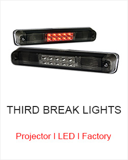 third break lights